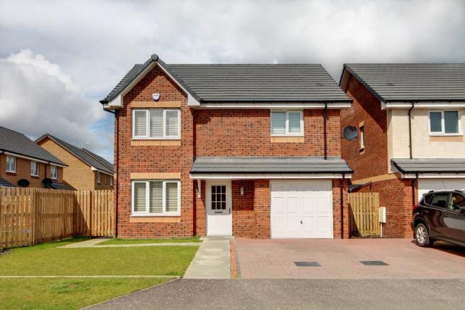 4 bedroom detached house for sale in balerno house type for New build 4 bed house