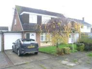 3 bed semi detached house to rent in Lifchild Close, Witham