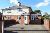 semi detached house for sale in New Road...