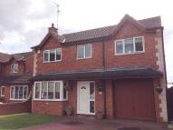 4 bed Detached house to rent in HUBBLE ROAD, CORBY...