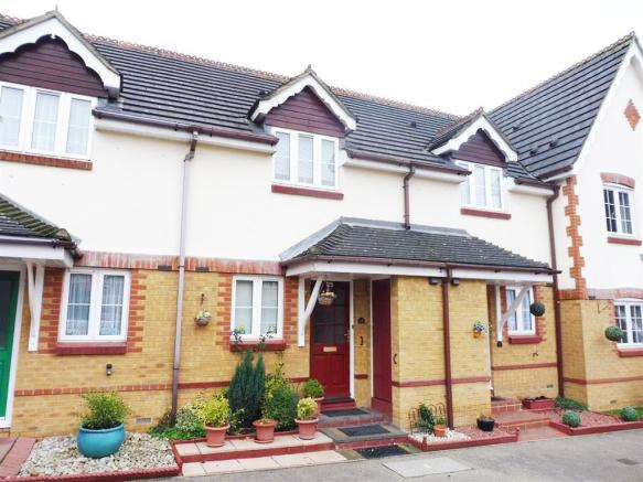 2 bedroom house to rent in eastbrook way hemel hempstead hp2