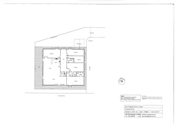 Proposed Site Pla...