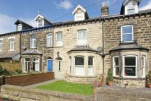 3 bed Terraced property in Grove Road, Harrogate...