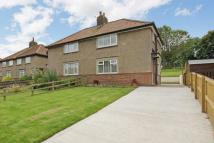 semi detached house in Poplar Terrace...