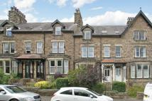Terraced property in Hollins Road, Harrogate...