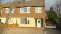 3 bedroom semi detached home to rent in 11 NEWCROFT  SELBY YO8...