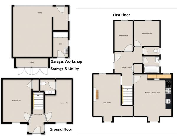 Floor Plans of Ho...