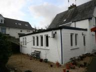 semi detached house in Finisla, Brodick...
