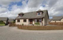 Detached house in 6 Croftlands, St Cyrus...
