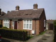 2 bedroom Detached Bungalow in Rycroft Avenue, St Neots...
