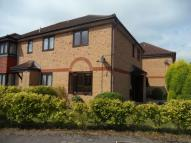 Terraced property in Cornwallis Drive...