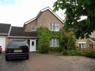 Detached house in Royal Court, Eaton Socon...