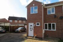 3 bedroom semi detached home to rent in Raleigh Close...