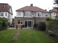 3 bed semi detached property in Kensington Drive...