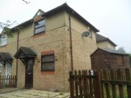 Terraced property in Crocus Way, Yaxley...