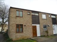 Terraced house to rent in Drayton, South Bretton...