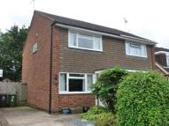 semi detached house in Reeves Close...
