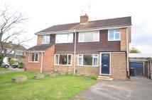 semi detached property in Biddenden Close Bearsted...