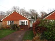 3 bedroom Detached Bungalow to rent in Sunnymead Close, Elmer...