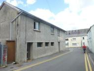 Flat in Woods Row, Carmarthen...