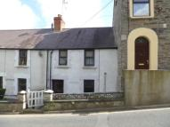 Terraced house in Castle Street, Cardigan...