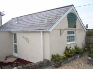 1 bed semi detached property to rent in Pontantwn...