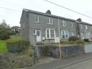 2 bedroom semi detached house in Llangunnor Road...