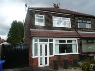 semi detached property to rent in Kenwick Drive, Manchester