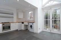 Cottage to rent in Sabine Road, Battersea...