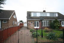 3 bedroom semi detached property to rent in Glebe Road, Wawne, HU7