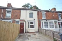 Terraced property in Churchill Grove, Hull...