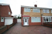 3 bed semi detached home to rent in Roslyn Crescent, Hedon