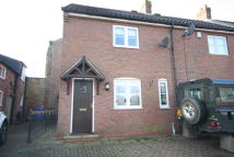 2 bedroom semi detached property in Blacksmiths Yard...