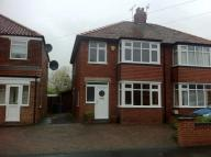 3 bedroom semi detached property in Copandale Road...