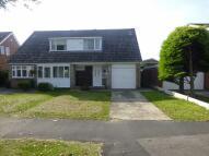 semi detached house in Harington Green, Formby...