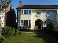 4 bedroom semi detached home in Sefton Road, Formby...