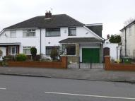 semi detached house to rent in Liverpool Road, Formby...