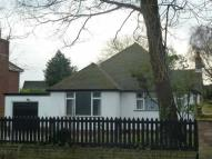 Detached Bungalow to rent in Piercefield Road...