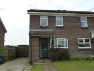 semi detached property in Field View Gardens...