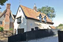 2 bedroom Cottage in PRIORY ROAD, Blythburgh...