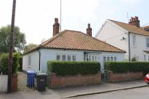 Detached Bungalow in North Road, Southwold...