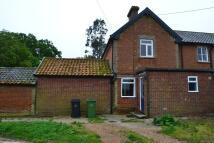 End of Terrace house in Hardwick Road, IP20