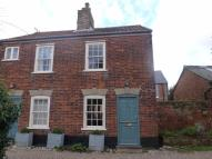 Southwold semi detached house to rent