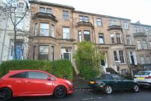 2 bedroom Flat in Cecil Street, Hillhead...