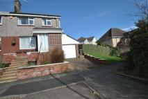 semi detached property to rent in Craighead Road...