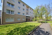 Flat to rent in St Mungo Avenue...