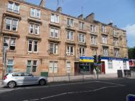 1 bed Flat to rent in Newlands Road, Cathcart...