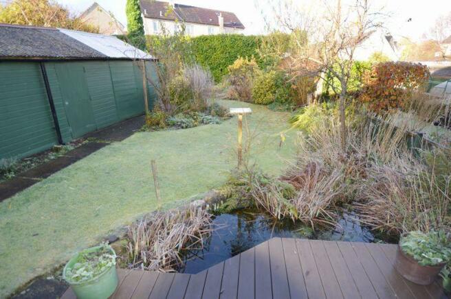 Garden view 1