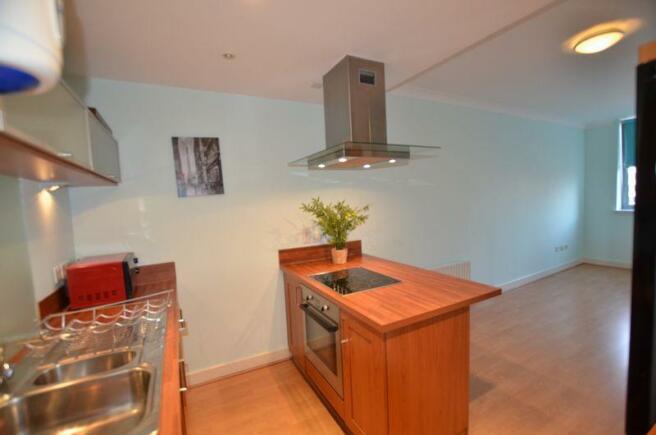 Kitchen Area View 2