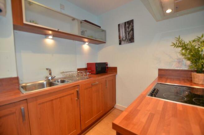 Kitchen Area View 3